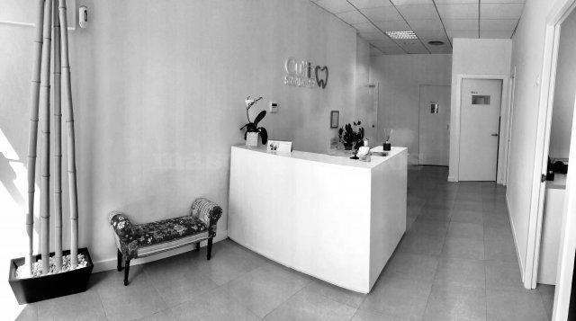 Nuestras instalaciones. - Cultiz Salut Dental
