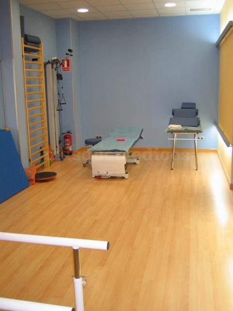 Sala de consulta Aserhco Rehabilitación y Salud  - Aserhco Rehabilitación y Salud