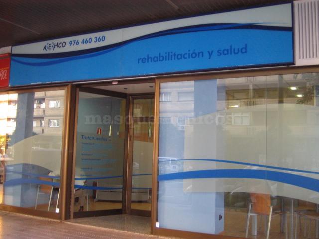 Entrada Aserhco Rehabilitación y Salud  - Aserhco Rehabilitación y Salud