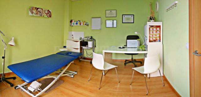 Sala 1 - Fisioterapia Eva Tello Cadarso