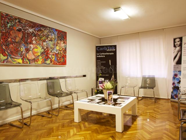 Sala de espera - Dra. Pilar Bermejo