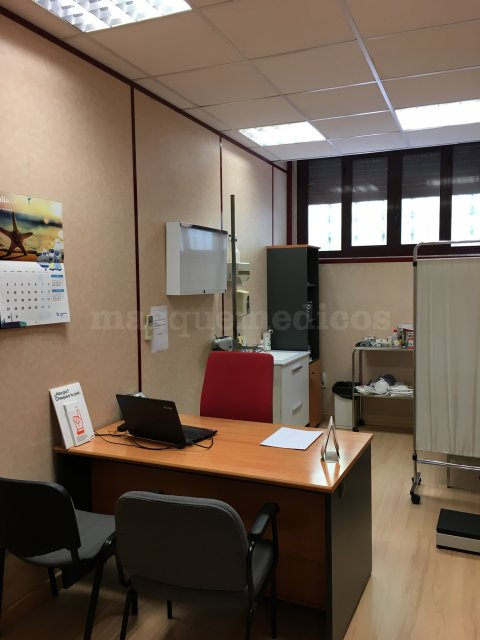 Centro médico Cruz roja  - Mónica Herrero Martínez