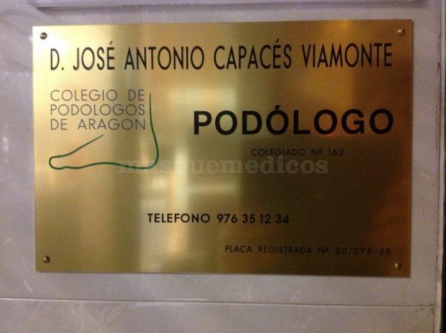 - José Antonio Capacés Viamonte