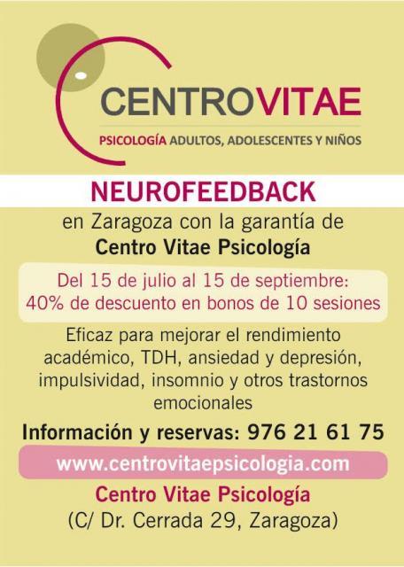 - Centro Vitae Psicología