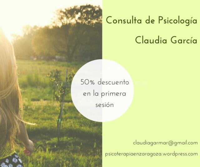 - Claudia García