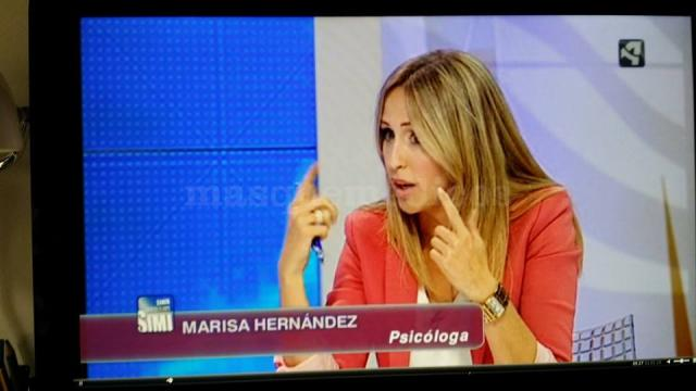 Sin Ir Más Lejos. Aragón Televisión. - Marisa Hernández Torrijo
