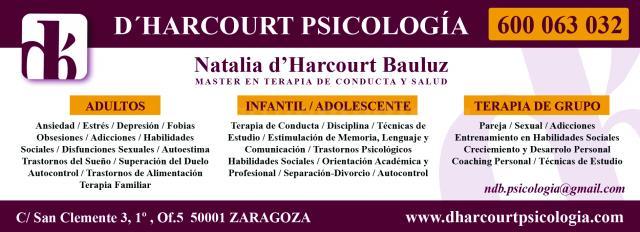 Nuestros servicios - Natalia d'Harcourt