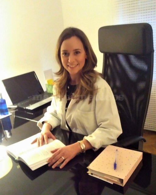 Mercedes Andreu, psicóloga - Mar Extremera Sánchez
