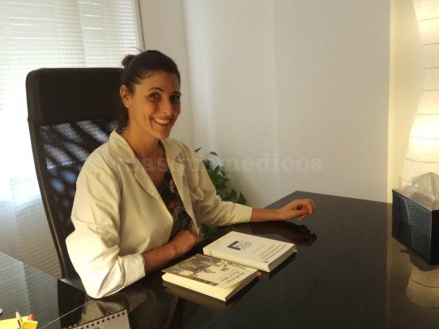 Victoria Pasamontes, psicóloga - Mar Extremera Sánchez