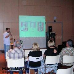 Conferencia sobre Auriculoterapia - Manel Moreno