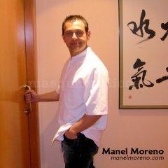 Manel Moreno en consulta - Manel Moreno