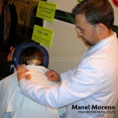 Demostraciones de Tui Na - Manel Moreno