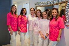 Equipo médico - Clínica Dental Infante Don Luis