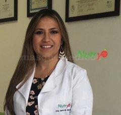 Nutricionista Diana Rojas, NUtryfit - Diana Milena Rojas