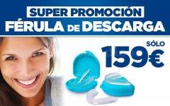 Promoción Férula de Descarga - Clínica Dental Conde Duque
