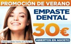 Promoción Verano Empaste Dental - Clínica Dental Conde Duque