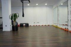 Sala de ejercicio - Sportsalud. Centro de Actividad Física y Salud