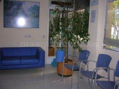 Sala espera del Podólogo - Centro Clínico Betanzos 60