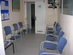 Sala espera Psicologia - Centro Clínico Betanzos 60