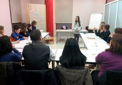 Conferencia-taller sobre la Gestión Emocional - Elena Pérez Martín
