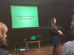 Conferencia sobre los tipos de vinculación y cómo estos influyen en la autoestima - Elena Pérez Martín