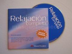 Relajación en casa - Comodo y Eficaz - Centro Manuel Escudero