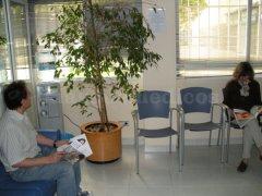 Sala espera Urología - Centro Clínico Betanzos 60