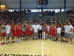Selección Olímpica de Baloncesto. Medalla de Plata en Río - Dr. Fernando Cabrera