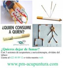 Dejar de fumar - pm-acupuntura