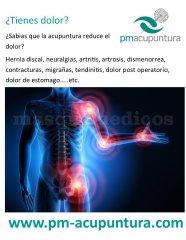Dolor cronico - pm-acupuntura