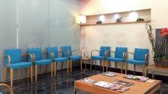 Sala de espera 1 - Instituto Oftalmológico de Talavera