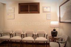 Sala de espera - Consulta de Geriatría Ochoa