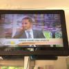 Intervención en televisión nacional  - A domicilio