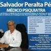 Dr. Salvador Peralta Pérez, MÉDICO PSIQUIATRA. - Salvador Gustavo Peralta Pérez