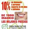 Descuento en Clinica Dental Madrid para mayores y jubilados. - Clínica Dental Iris Trotti