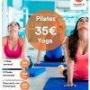 Pilates 20€ al mes