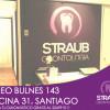Entrada a Straub Odontología - Straub Odontología